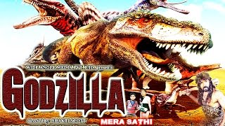 Video Godzilla Mera Saathi (2014) - Best Indian Fantasy Movie | Popular Hindi Movies 2014 Full Movie download MP3, 3GP, MP4, WEBM, AVI, FLV Oktober 2017