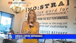 Mostra Coffee, San Diego - Fox 5 Morning Show, September 17, 2018 (All Segments)