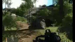 CRYSIS VERY HIGH FUNNY GAMEPLAY