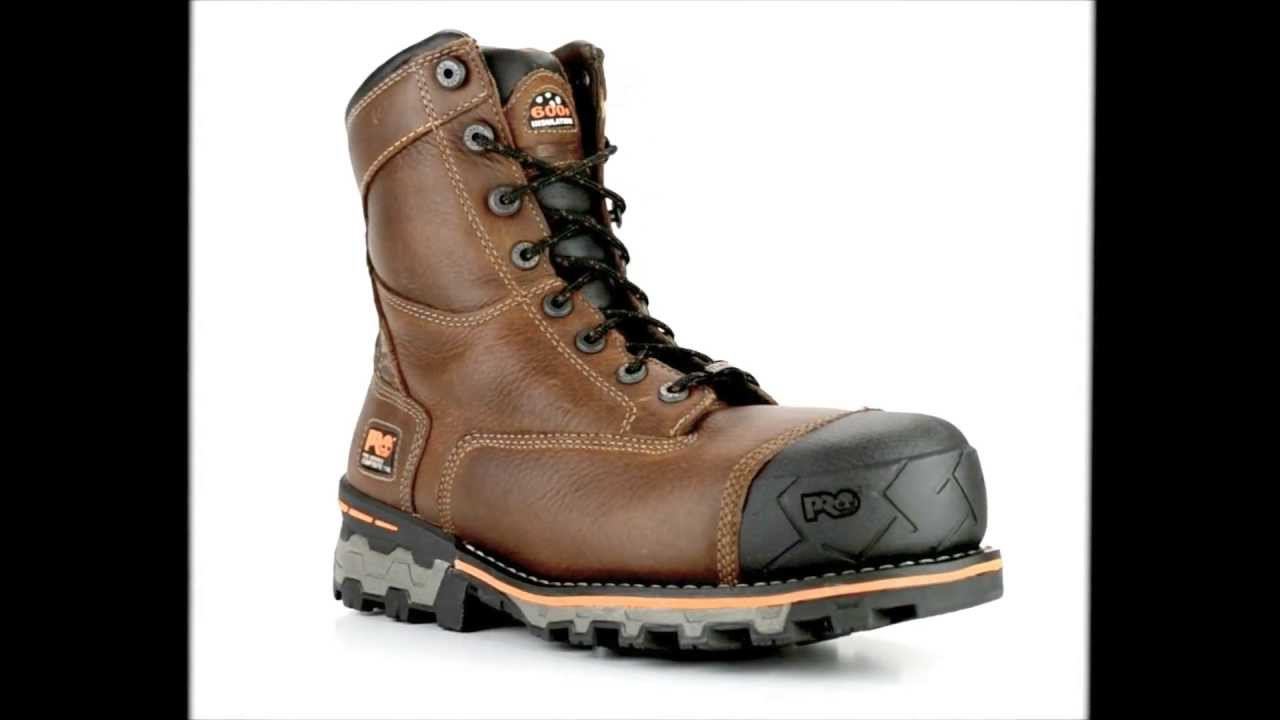 Men's Timberland 89628 Composite Toe Waterproof & Insulated Work ...