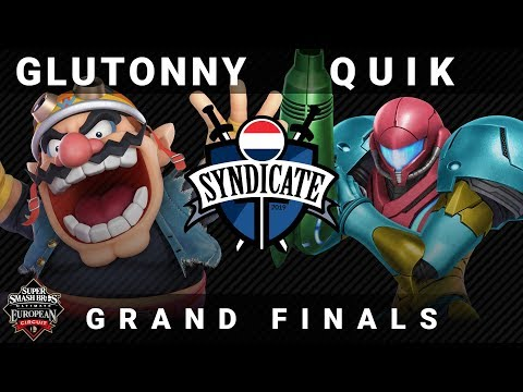 SYN 19 - Solary | Glutonny (Wario) Vs. myR | quiK (Samus) - Grand Final - Ultimate Singles