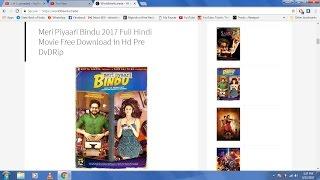 Meri Pyaari Bindu 12 May 2017 Full Hindi Movie Download In HD 720p