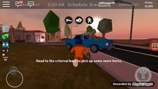 Roblox: Jailbreak - look at the description