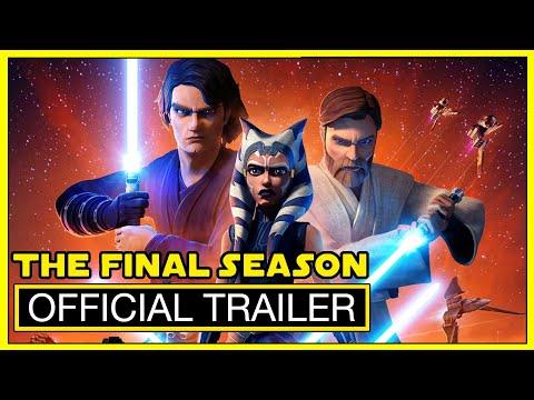 Star Wars: The Clone Wars | Final Season Official Trailer