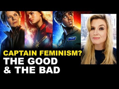 Captain Marvel Controversy - Feminist Breakdown Mp3