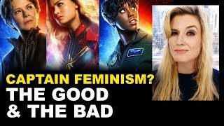 Captain Marvel Controversy - Feminist Breakdown