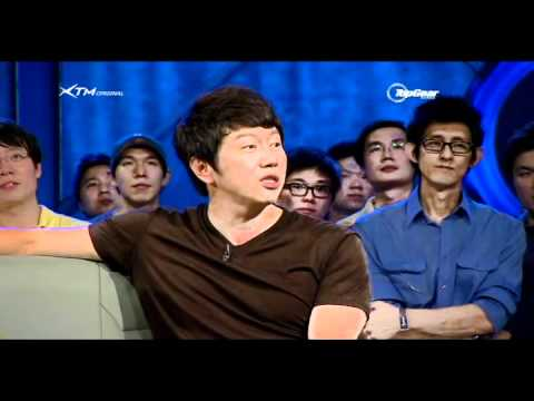 XTM TopGear KOREA - Star Lap Time_FULL : KIM SOO RO