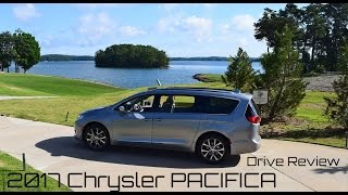 2017 Chrysler PACIFICA Limited - HD First Drive Review