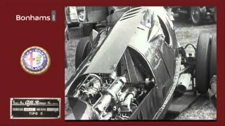 Bonhams Goodwood Revival 2013 - Lot 235 - Alfa 8C-35