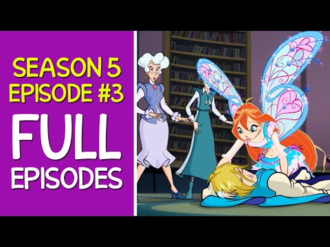 Winx Club Season 5 Episode 3
