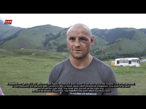 Konstantin Glukhov inerview after M-1 Challenge 81, 22 july 2017