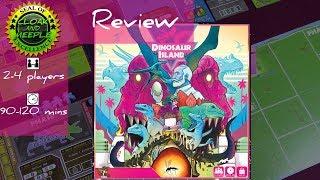 Dinosaur Island (Pandasaurus Games) | Review