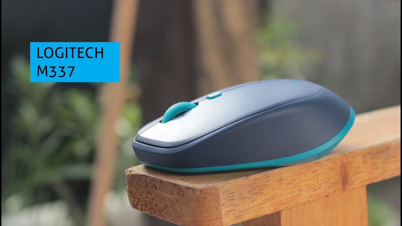 821308d639a Review Logitech M337 : Mouse Bluetooth Paling Affordable dari Logitech