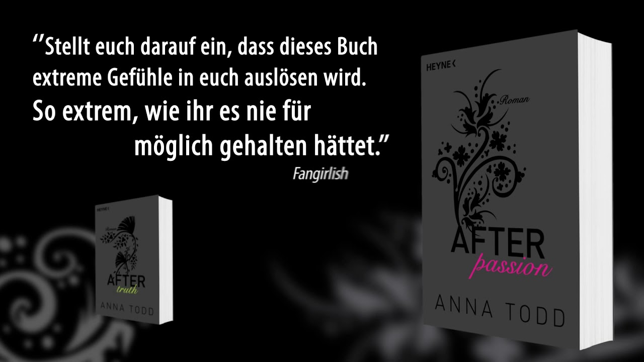after passion buch