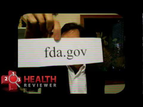 fda.gov - FDA Food And Drug Administration Video Review - Get Your Site Reviewed For Free!