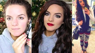 Get Ready With Me I Christmas Day | Casey Holmes