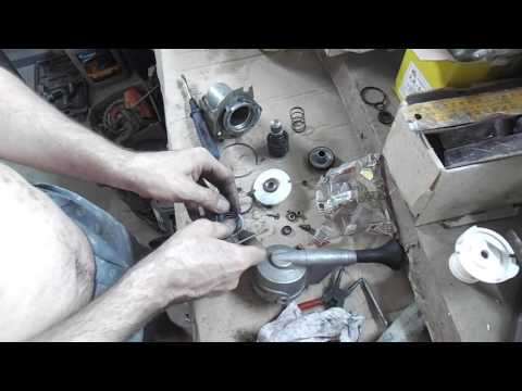 Тормозной кран ручника камаз