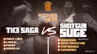 SHOTGUN SUGE VS TH3 SAGA SMACK/ URL | URLTV