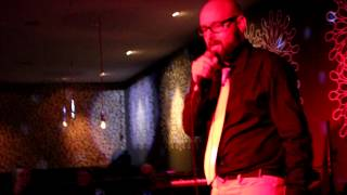 Peter Sjöholm - Min Tjej Kan Karate, Live @ Gothenburg Indie-AW