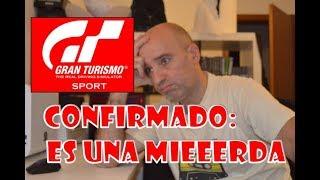 Yamauchi lo confirma: GT Sport es una mieeeer