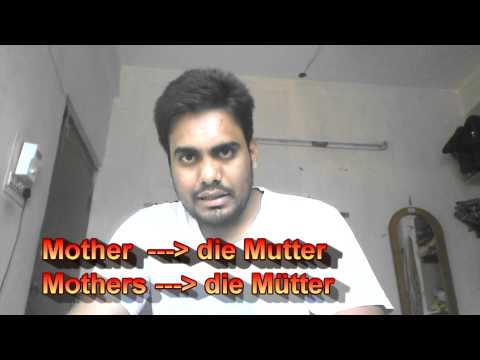 Family relations (Learn German Family relations from Telugu and English)