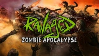 Ravaged Zombie Apocalypse - online multiplayer first-person shooter ( Gameplay HD )