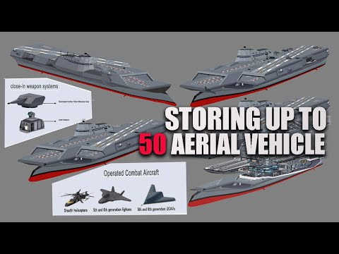 Russia's Upcoming Amphibious Assault Ship, These are Impressive Advances