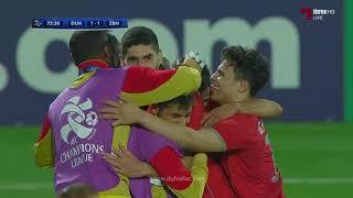 الأهداف | الدحيل 3 - 1 ذوب آهن الإيراني | دوري أبطال آسيا 2018