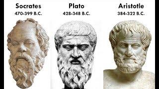 ¿Quienes Fueron Sócrates, Platón y Aristóteles?
