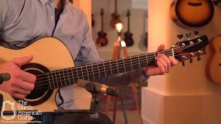 Kostal OM Cutaway Acoustic Guitar Played By Stuart Ryan (Part Two)