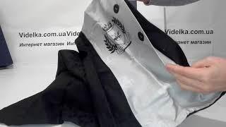 Постельное белье евро Beverly Hills Polo Club - BHPC 105 Black - обзор