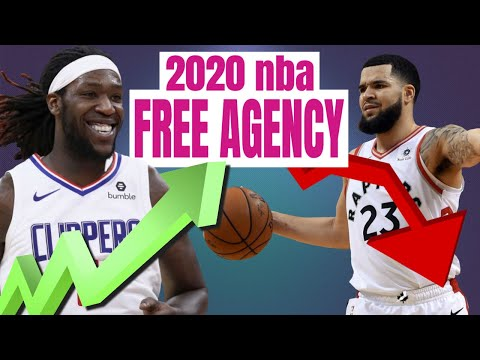 NBA Free Agency 2020: Who The Disney Bubble HELPS Or HURTS