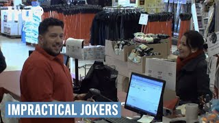 Impractical Jokers - Sal Can Barely Work a Cash Register