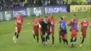 UEFA CUP 2007 Espanyol Sevilla