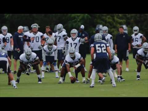 Kellen Moore talks about his backup Dallas Cowboys QB role