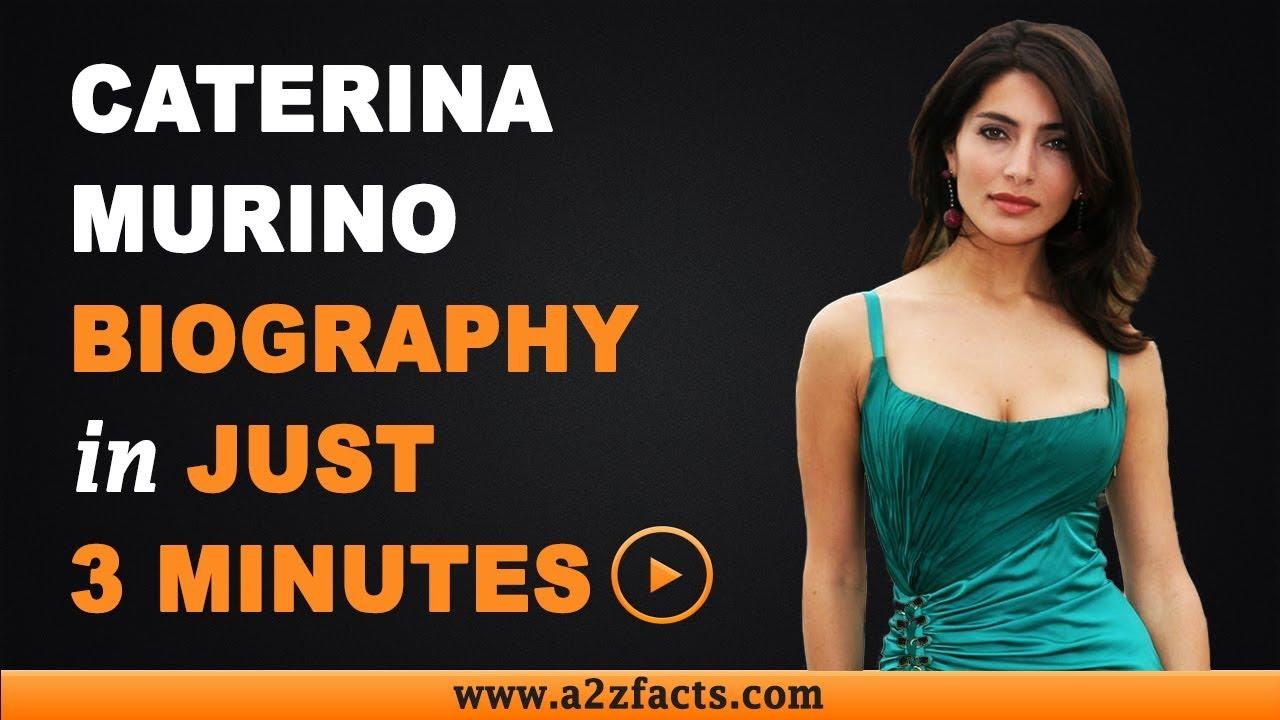 Katerina Murino: career and personal life