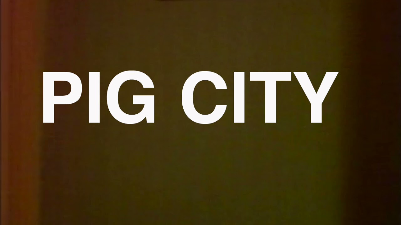Kissing Party - Pig City (Music Video)