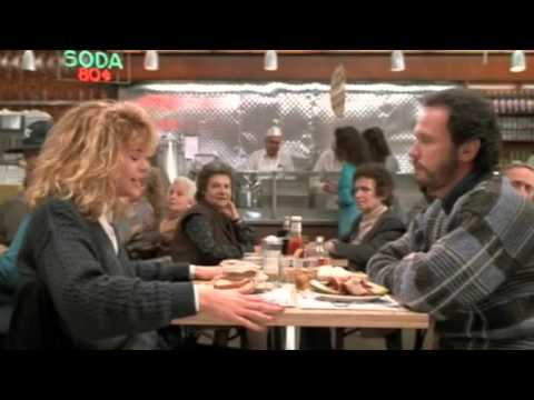 when harry met sally yes youtube. Black Bedroom Furniture Sets. Home Design Ideas