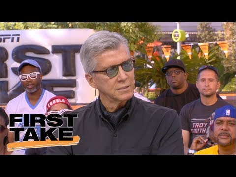Michael Buffer wants Danny Jacobs to face winner of Canelo vs. GGG | First Take | ESPN