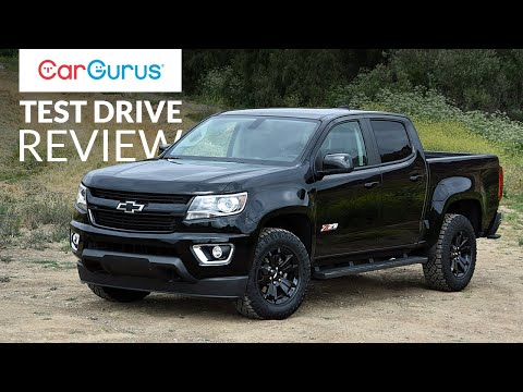 2019 Chevrolet Colorado - The no-nonsense midsize truck