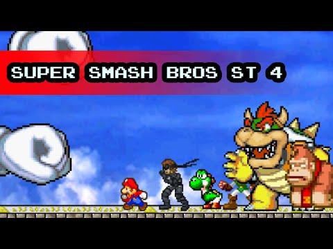 Super Smash Bros ST 4