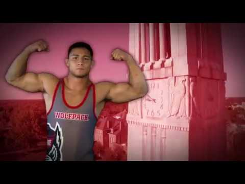 2017-18 NC State Wrestling Intro Video