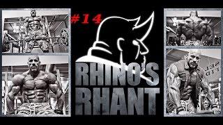 Rhinos Rhants #14 - F*ck Mike O'Hearn
