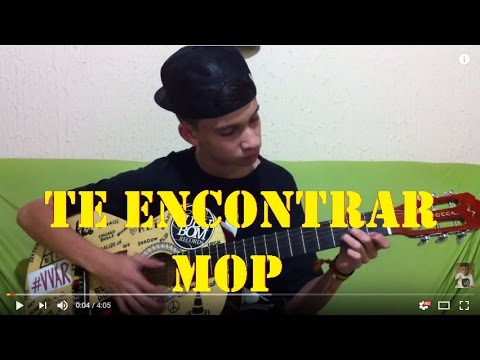 Modestia Parte - Te Encontrar - [COVER]
