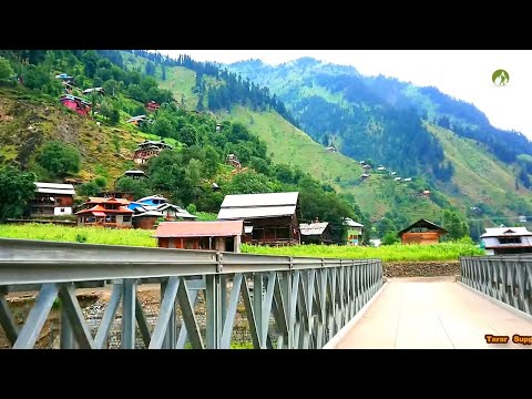 Traveling Kashmir a Paradise Neelum Valley Road Trip Pakistan