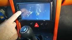 Problem MP5 Car Radio 7012B