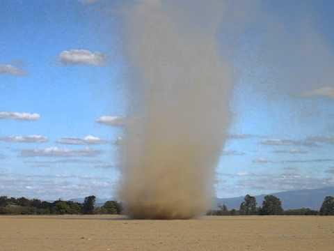 Dust Devil / Mini Tornado in Oregon - YouTubeDust Devil Tornadoes