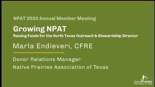 Marla Endieveri talks about growing NPAT
