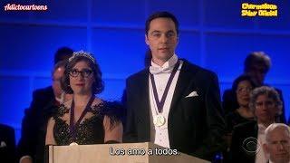 Discurso de Sheldon Cooper en el Episodio Final de The Big Bang Theory