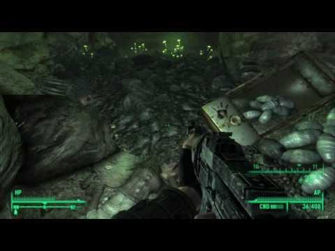 Fallout 3: Sneak Book Location - Springvale School Lower Level